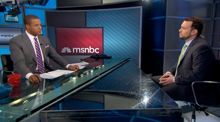 Greg McNeal MSNBC